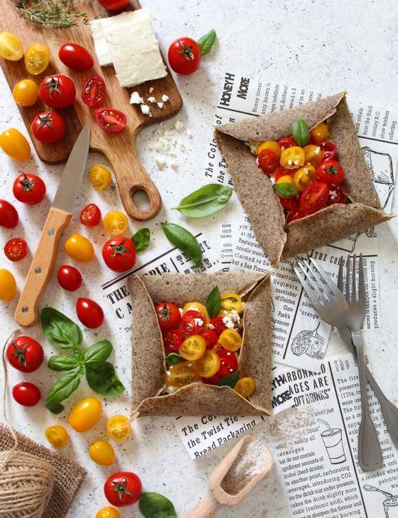 Galette Bretonne salata senza glutine senza uova