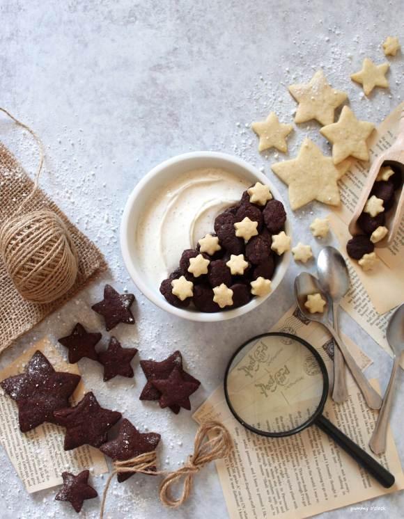 Cereali simil pan di stelle fatti in casa vegan