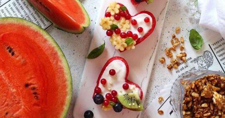 Cuori di anguria