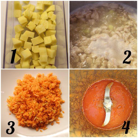 Straccetti di soia vegan fatti in casa preparazione