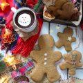 Biscotti gingerbread alla zucca senza glutine e vegani