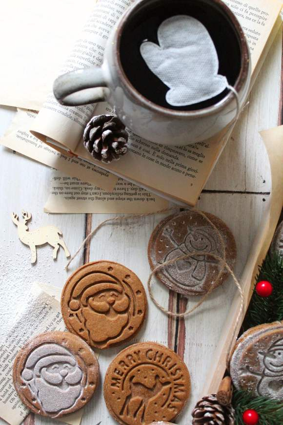 Biscotti alla melassa