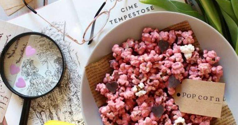 Popcorn al cioccolato ruby