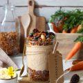 Nice cream jar banane carote e crema di cocco