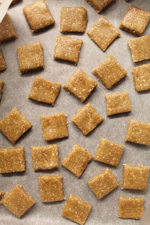 cottura dei Cereali fiocchi d'avena mandorle con burro di nocciole e sciroppo d'acero vegan
