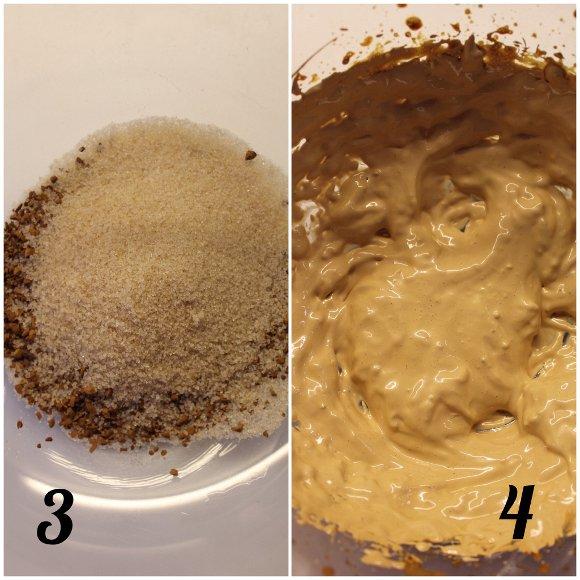 Dalgona coffee preparazione