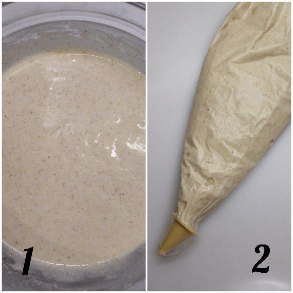 Pancake cereal: pancake a forma di cereali senza uova senza lattosio preparazione