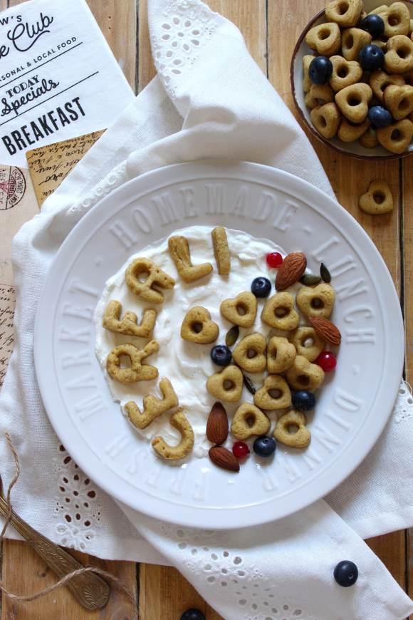Cereali ciambelline