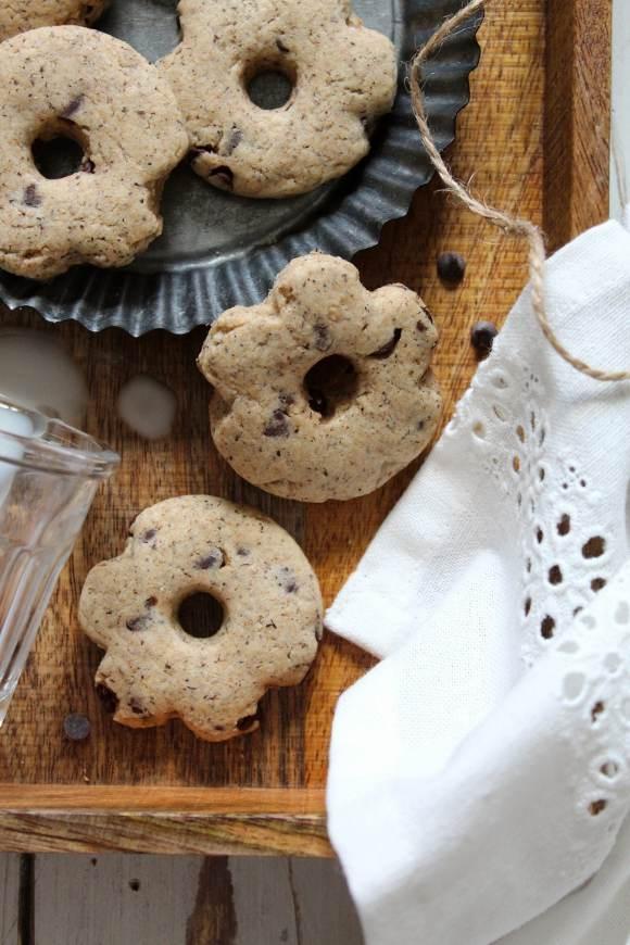 Biscotti simil saracene fatti in casa
