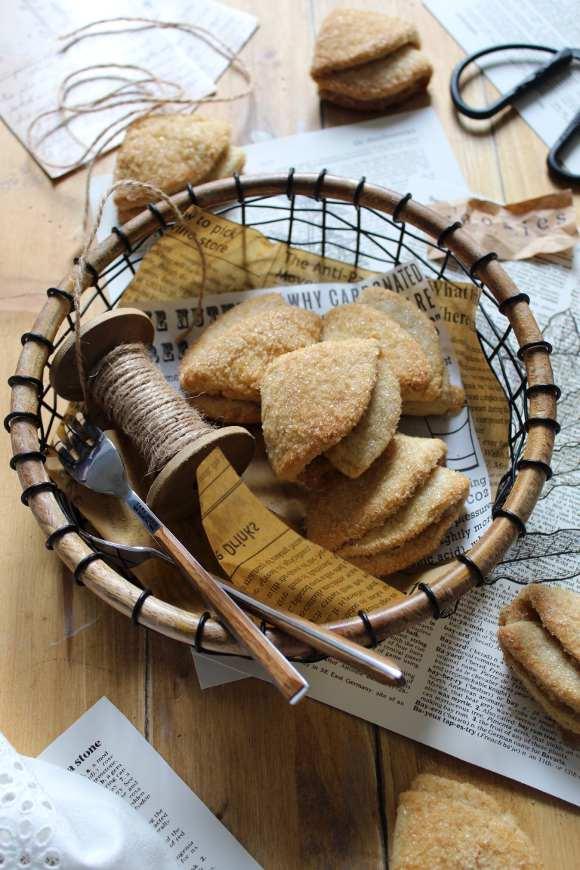 Farmer's Cheese Cookies senza uova senza burro