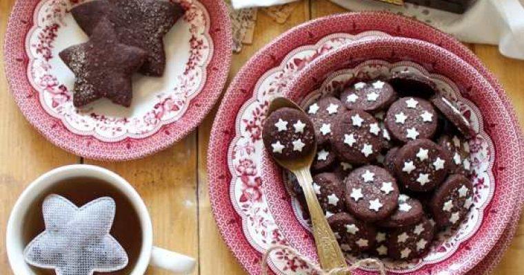 Cereali biscotto simil Pan di stelle fatti in casa