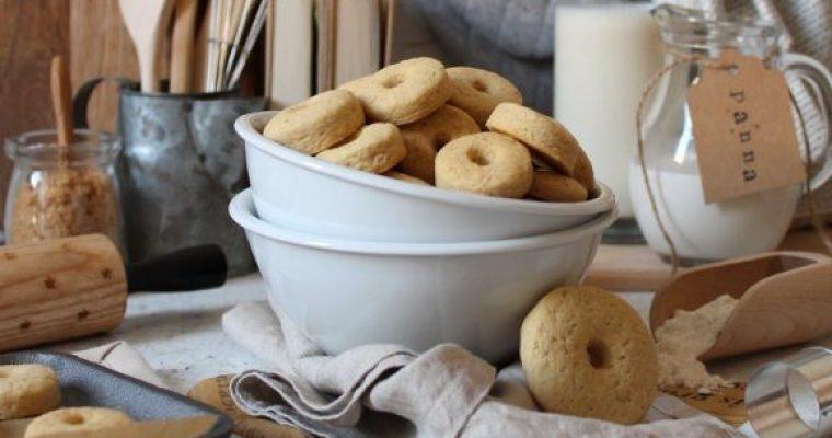 Cereali simil Macine con panna vegetale senza uova senza burro