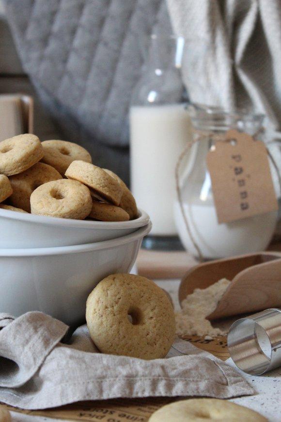 Cereali Macine con panna senza uova senza burro