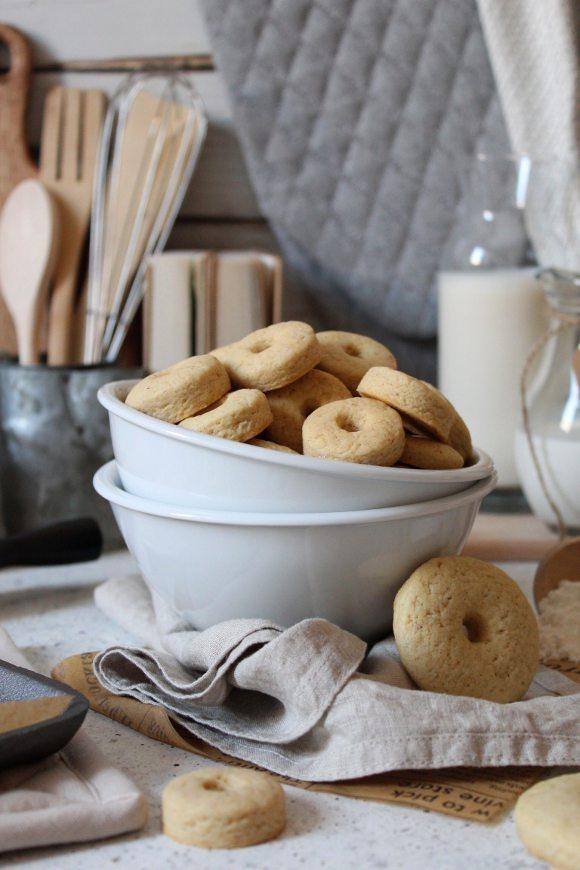 Cereali Macine con panna vegetale senza uova senza burro
