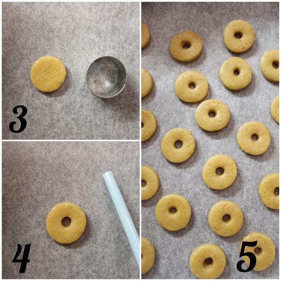 procedimento Cereali simil Macine con panna vegetale senza uova senza burro