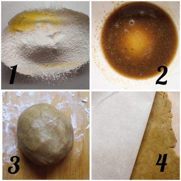 preparazione Cereali ciambelline al miele a forma di cuore simil cheerios fatti in casa