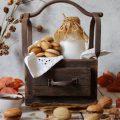 Oreshki: noci dolci senza lattosio senza uova
