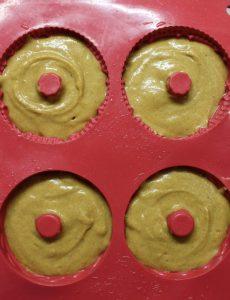 procedimento Ciambelline alla zucca castagne e caffè senza uova senza burro