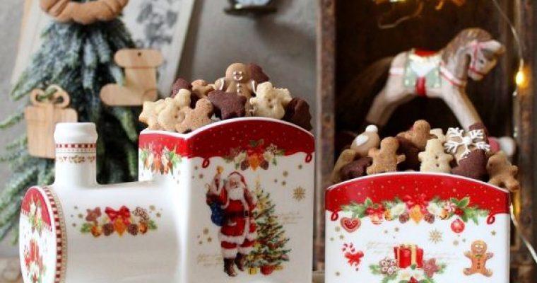 Santa's cereal train: il treno dei cereali di Babbo Natale pan di zenzero cacao e arancia