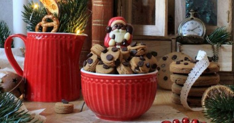 Cereali tipo cookie alla melassa speziati senza uova senza burro