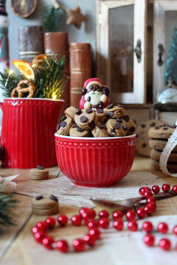 Cereali tipo cookie alla melassa speziati