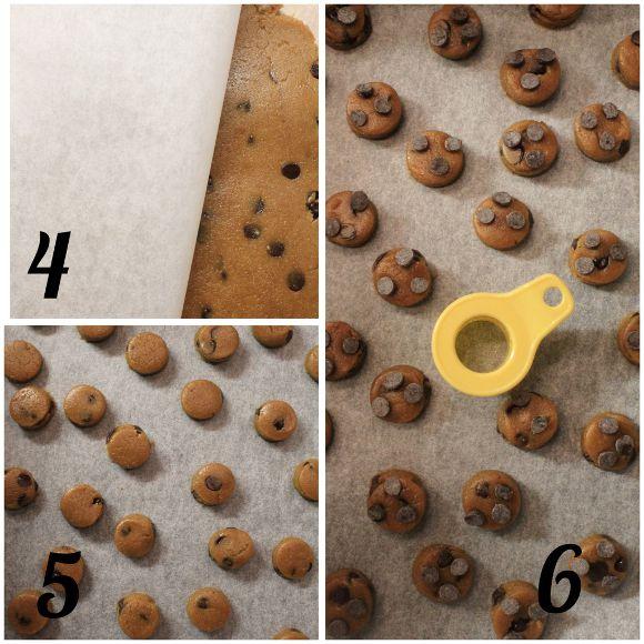 procedimento Cereali tipo cookie alla melassa speziati senza uova senza burro