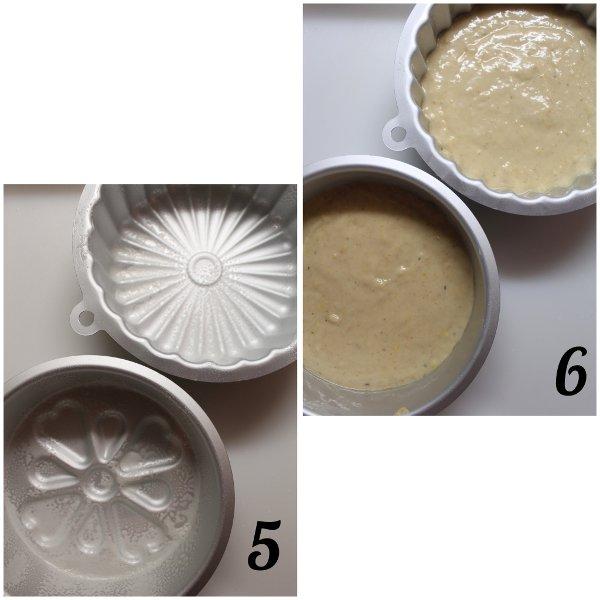 procedimento Tortine alle nocciole e limone vegane